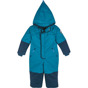 Finkid Husky Haalari Winter Overall Girls seaport/navy
